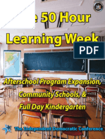 IDC 50 Hour Learning Week Report