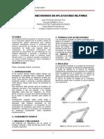 Análisis de Mecanismos en Aplicaciones Militares