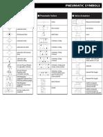 Pneumatics Symbols
