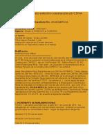 Acta Final Convenio Colectivo Construcción Ciivl 2014