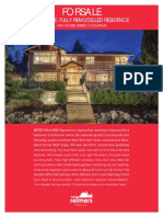 Stunning House on a large lot with views for sale - 1000 Ogden Street Coquitlam