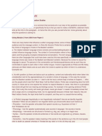 2004 Module 2 Essay