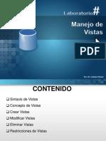 Presentacion - Base de Datos II - Vistas