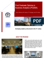 PGDBA Brochure