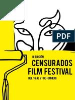 Dossier Censurados 2016