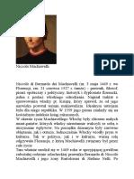 Machiavelli Niccolo - Książę