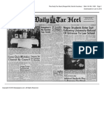 The Daily Tar Heel Wed Oct 26 1949