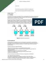Práctica 8 - Recristalización y Destilación
