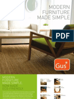 Gus* Modern | 2010 Catalog 2 | Modern Furniture Made Simple