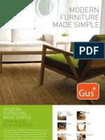 Gus* Modern | 2010 Catalog 2 | Modern Furniture Made Simple