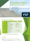 Fresno Agritecture Workshop Team 1