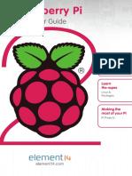 Raspberry Pi User Guide
