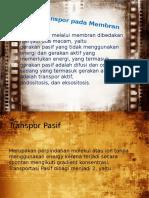 Ppt Bio Transpor