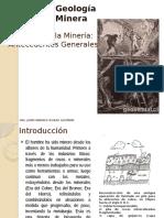 Geología Minera