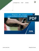Trivial Fifa Antonio Artacho