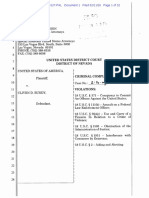 Cliven Bundy-criminal Complaint