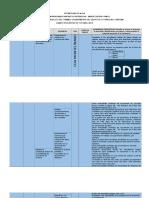 3º -Propuesta Matriz de Estrategias de Aula - Matemáticas Tercero Jaime-eladio