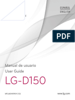 Manual Usuario Lg l35 d150