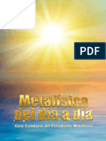Metafisica Del Dia a Dia