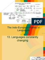 THE INDOEUROPEAN FAMILIES.ppt