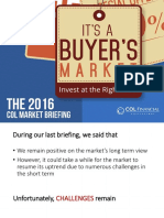 COL the 2016 Market Briefing