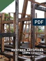 Mestres Artificeis Santa Catarina - IPHAN
