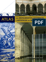 Atlas Monumentos Historicos Artisticos Brasil - IPHAN