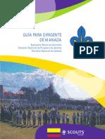 Guia Para Dirigente de Manada V2014 COLOMBIA