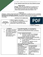 Capítulo 3 Metodos de Investigación en Psicopatología