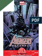 8 - Avengers Assemble #14 AU