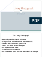 The Living Photograph