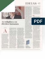 Jornal de Letras Recensao