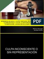 Derecho Penal General I