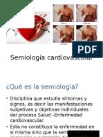 Semiología Cardiovascular Terminado