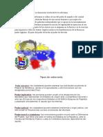 La Dimensión Territorial de La Soberanía Trabajo de Socio Critica