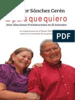 El País Que Quiero - Salvador Sánchez Cerén