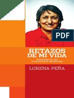 Retazos de Mi Vida - Lorena Peña