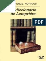Norfolk, Lawrence - El Diccionario de Lempriere
