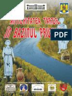 Ion Ionita Mircea Mamalauca Vlad Vornic Antichitatea Tarzie in Bazinul Prutului Catalog 2009