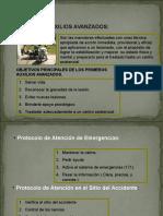 Primeros Auxilios Modulo II