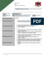 Planificacion Miniclase Euclides