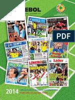 Revista Conmebol 128