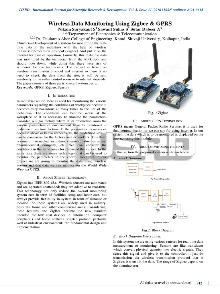 Wireless data monitoring using zigbee and gprs signal electrical wireless data monitoring using zigbee and gprs signal electrical engineering embedded system ccuart Image collections