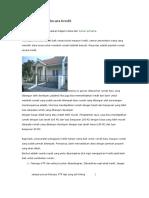 Membeli Rumah Secara Kredit