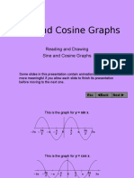 Precalculus Sine and Cosine Graphs