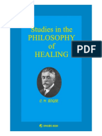 Philosophy of Healing by C.M.boger