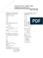 Pembahasan to 2 SBMPTN 2015 (Matematika Ipa)