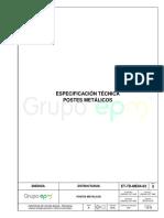 Et Td Me04 02 Postes Metálicos 15-12-2015