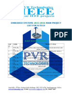 Pvr Technologies Titles for b.tech