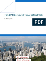 1. Fundamental of Tall Buildings